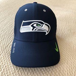 Nike Seahawks Football Sports Hat Cap